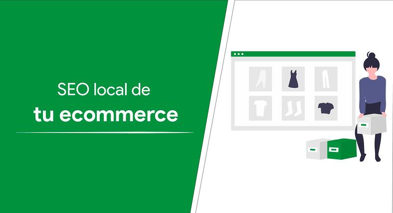 SEO local ecommerce